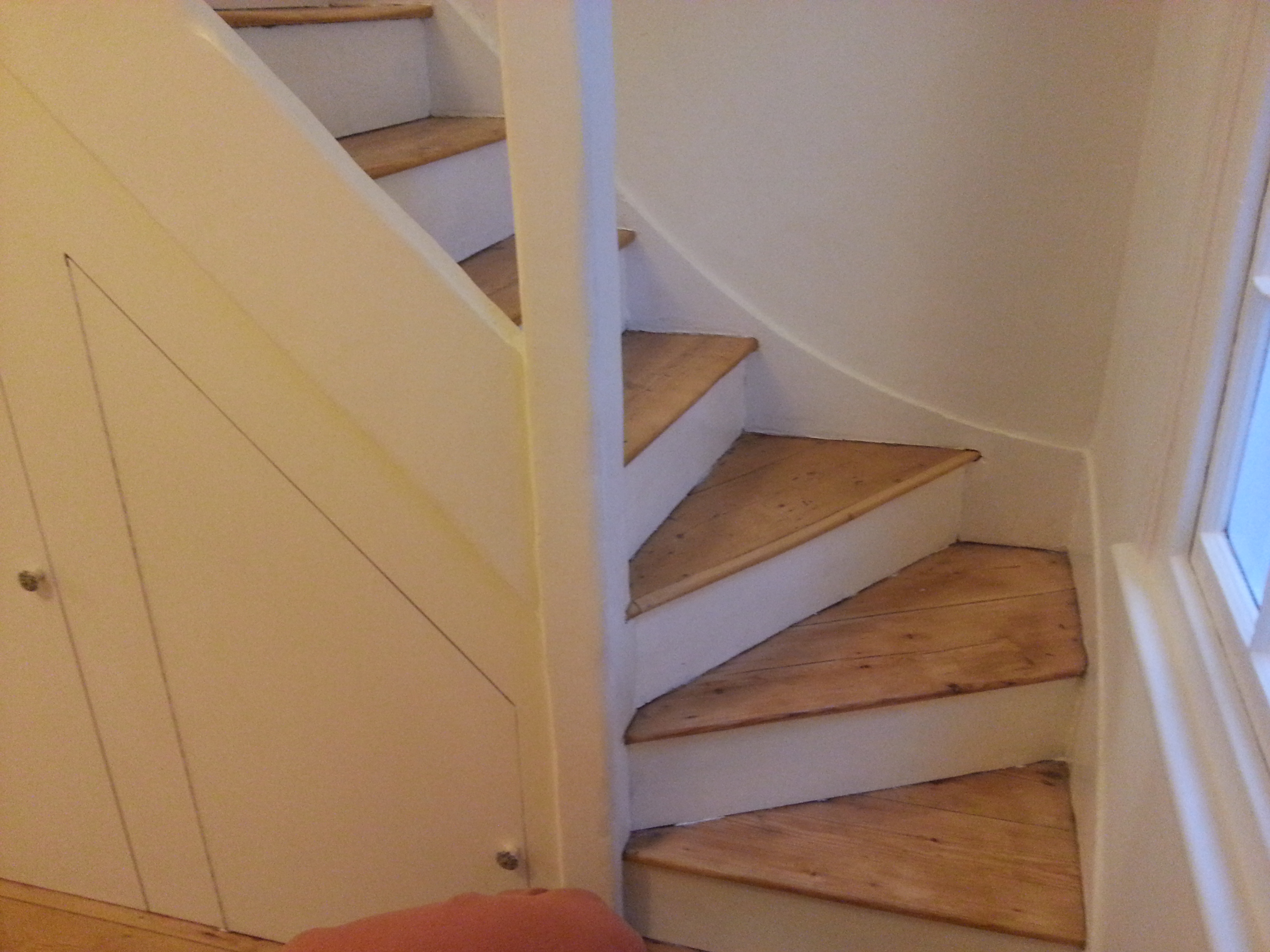 Marvelous Wonderful Wood Staircase After Renovation In Hornchurch